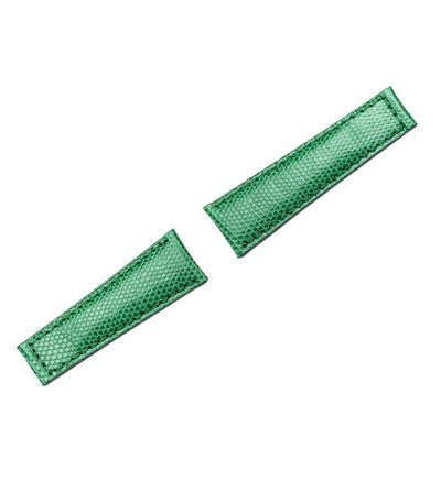 Lizard strap compatible for GMT / Daytona / Rolex / Oyster 20mm